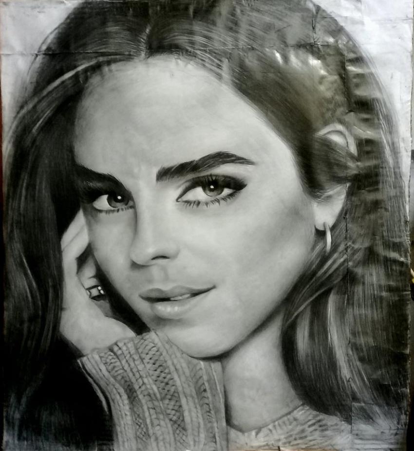 Emma Watson by jeshua7